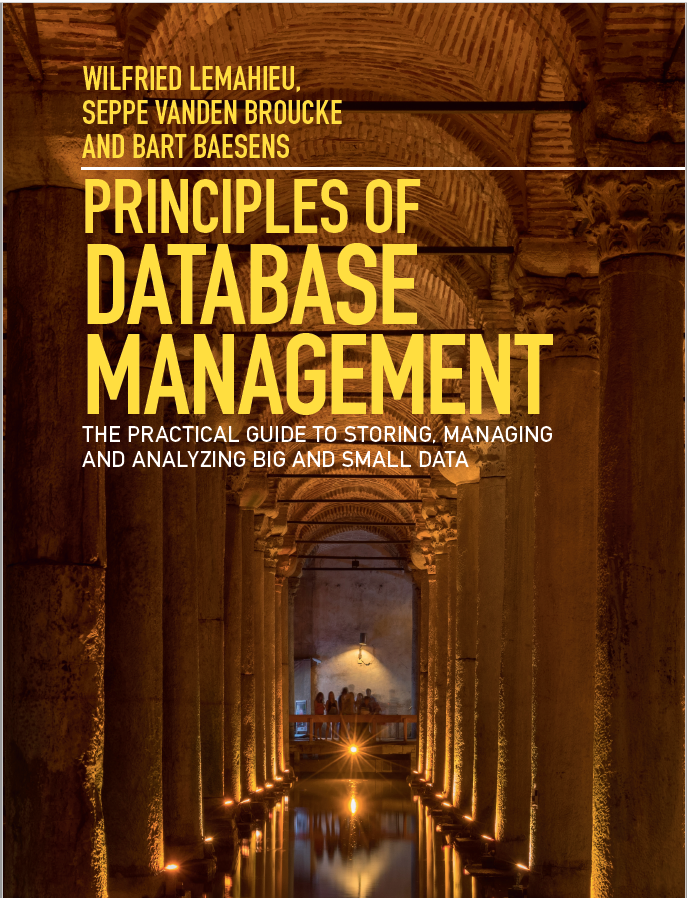 Principles of Database Management - Principles of Database