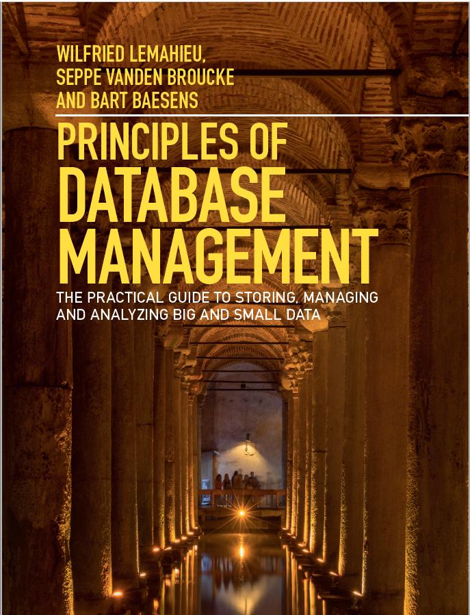 Principles Of Database Management Principles Of Database Management